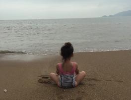 yoga pose ziva